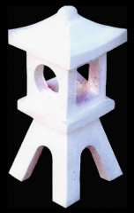 Supports of external lighting