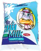 شیر کیسه ای کم چرب يک ليتری
