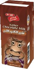 شیر کاکائو استریل