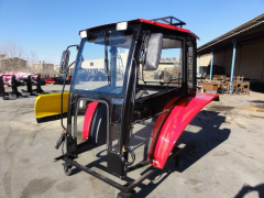 Cabs for tractors
