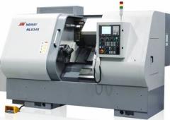Metal-cutting machine