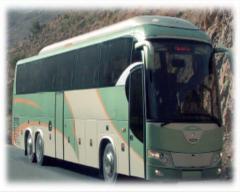 شيشه جلو، عقب، جانبی و راننده اتوبوس مارال اسکانيا