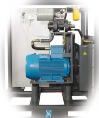 Air compressors, for production sites