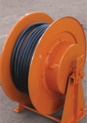 Machine tools for unwinding of cables and wires