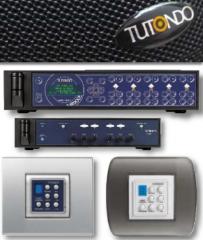 سیستم های حرفه ای صوتی