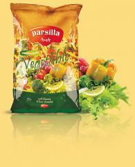 ماکارونی سبزیجات