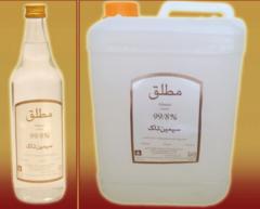 الکل اتانول سوختی(99/8 درجه