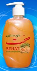 مایع دستشویی صدفی با رایحه طالبی