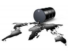 Mixtures of petroleum residues