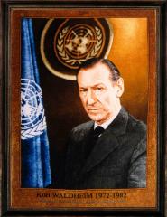 چهارمین دبیر کل سازمان ملل