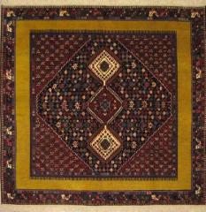 Rug in rug design