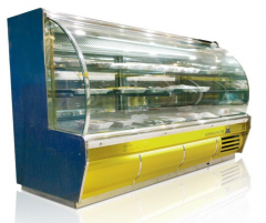 BRD-C200 یخچال ویترینی