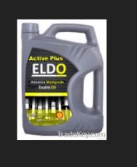 Active plus ELDO engine oil