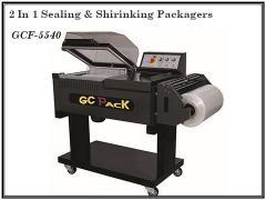 دستگاه شیرینگ کابینتی /مدل GCF-5540