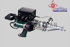 دستگاه جوش پلی اتیلن اکسترودر