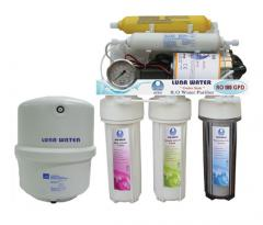 آب شیرین کن شش مرحله ای مدل:RO 100 GPD