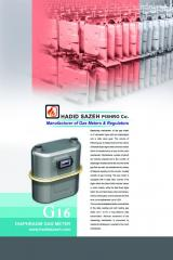 Diaphragm Gas Meter