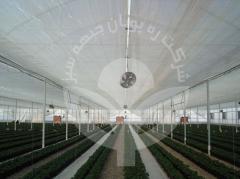 گلخانه های صنعتی