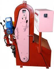 ساخت ماشین آلات سمباده زنی ، ظروف،پولیش لوله،بازوهای پرتابل  تسمه ای