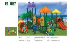 Children Outdoor Playground code PS 1057