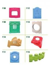 POLYETHYLENE PLAYGROUND PARTS