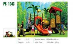 Children Ourdoor Playground Code PS 1043