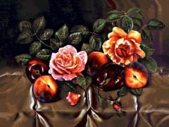 Элитные картины с шелка