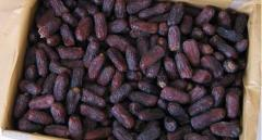 Products, such as raisins, dried figs, dates and