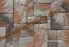 Artificial Decorative Stone- سنگ دكوراتيو سبك - سنگ مصنوعي درنيكا