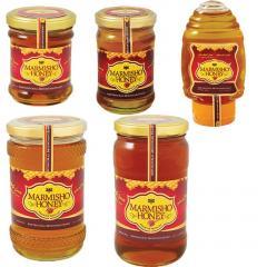 100% Natural Mountain Honey