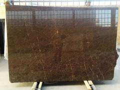 Brown Marble Slab