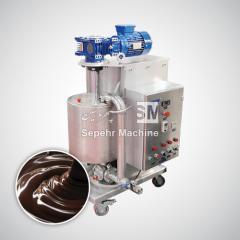 سپهر ماشین - بال میل شکلات آزمایشگاهی