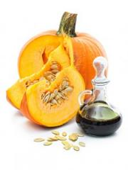 Oil of pumpkin seeds