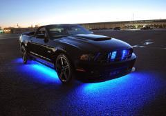 نورپردازی هوشمند خودرو