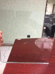 Flaot clear glass