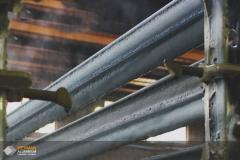 Aluminium profile anodizing