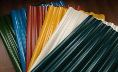FRP Translucent Sheet