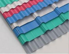 Plastic Roofing Sheet