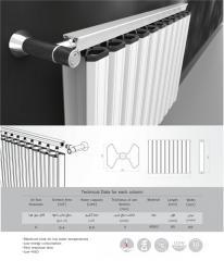 Aluminium Radiator. '' A energy level'' . Model Name : Dual