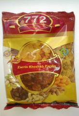 Packaged raisin