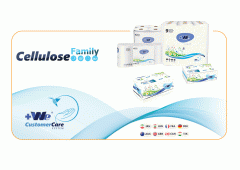 +We®  Facial Tissue