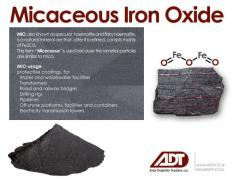 Micaceose Iron Oxide-MIOX