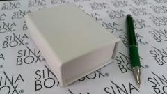 جعبه پلاستیکی 4 تکه- L105 * W75 * H36.5 mm