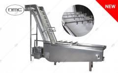 ماشین آلات و تجهیزات خطوط  پردازش و بسته بندی سبزیجات ، میوه جات و سالادها