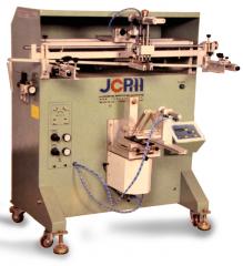 دستگاه چاپ سیلک اسکرین مدلJC_650F/R ( ابعاد 60*40 )