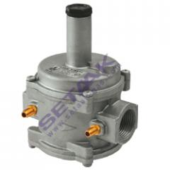 Gas pressure Regulator (with filter and PTN)