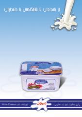 پنیر سفید پاستوریزه(UF)