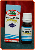 قطره خوراكي افشره ترخون(Oral Tarragon Drop)