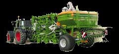 Máquinas para plantar patatas