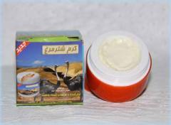 محصولات تهیه شده از روغن شترمرغ